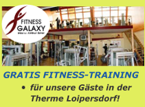 Fitness-Galaxy in der Therme Loipersdorf