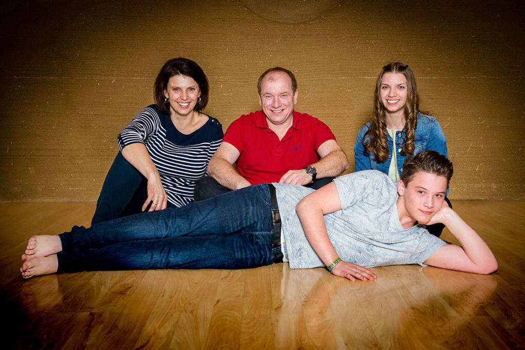 Familie Hebenstreit